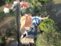 Bungee jumping in Valencia