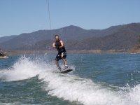 Wakeboarding in Almeria