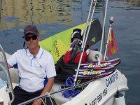 Speedboat AstroMar 590