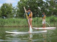 桨式冲浪设备 -  sup