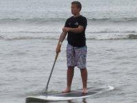 Paddle Surf en el Delta del Ebro
