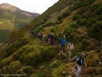 Senderismo por la alta montaña de La Demanda.