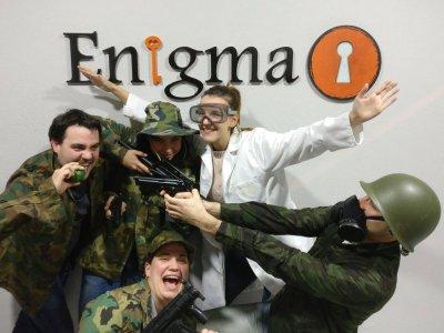 Juego Enigma Vizcaya