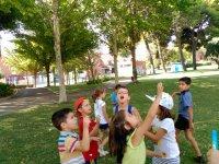 Juegos al aire libre