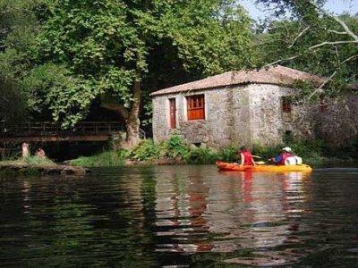 Aquamiño & Tamuxe Kayak Kayaks