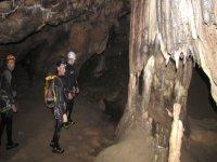 Pyrenean caving