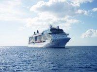 crucero por el mar