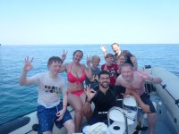 snorkelling excursion
