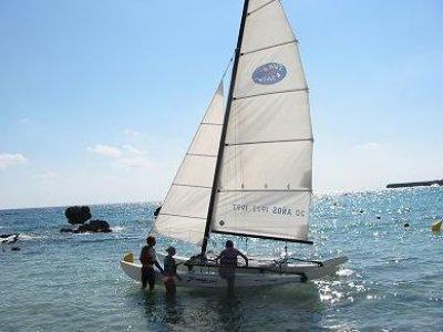 Surf & Sail Menorca Vela