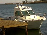 Barco Antares Delta Game Fishing