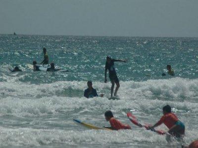 Corso 12 giorni di surf + 14 notti di Surf House