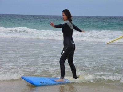 Curso surf Corralejo 2 días y 2 noches apartamento