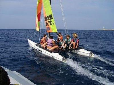 Surf & Sail Menorca Paseos en Barco