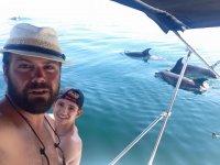 Avistamiento de cetaceos