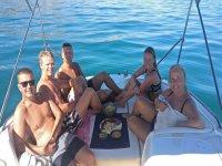 Paseo en barco para avistar cetáceos