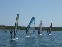 Clases de Windsurfing