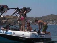 Studenti in barca