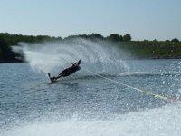 Water ski in Menorca