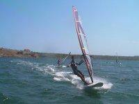 Alquiler de windsurfing