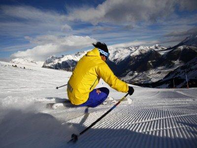 Equipo Barrabes Guias de Montaña Esquí