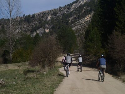 Bike Rental in the Alto Tajo Full Day