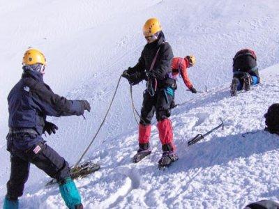 Equipo Barrabes Guias de Montaña Escalada