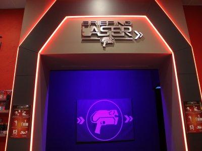 Laser Game Evolution Castellón