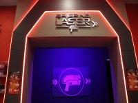 Acceso al laberinto laser