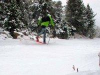 esqui skate