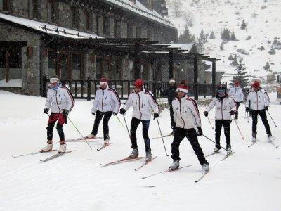 Llanos del Hospital Estaciones de Esquí