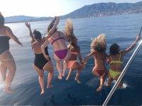 Gita in barca per gruppi