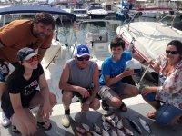 Disfruta de la pesca en alta mar