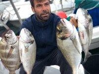 Salida de pesca con patrón