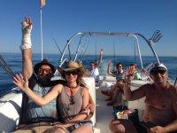 Gite in barca con pesca