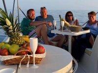 Noleggio barca con skipper