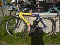 自行车准备好