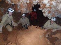 Exploracion de cueva