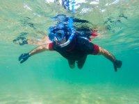 Snorkel en Castellon