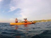 Navegacion en un dia de sol