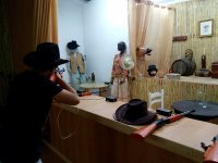 West Cantina shooting