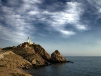 Lighthouse of Cabo de Gata