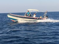 Rental of motor boats in Almeria