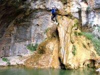 salto de barranco