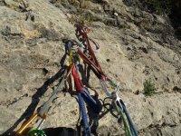 Cursos y talleres de escalada
