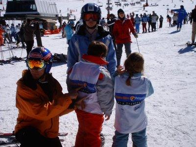 Blanca Nieve Esquí