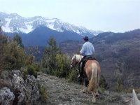 Por senderos de Lleida a caballo