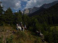 Parajes de Lleida a caballo