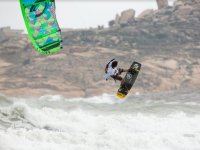 Vuelo de kite en Sant Pere