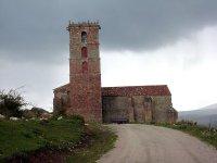 Iglesia de Santa María del Rey en Atienza