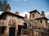 Tipica casa medieval